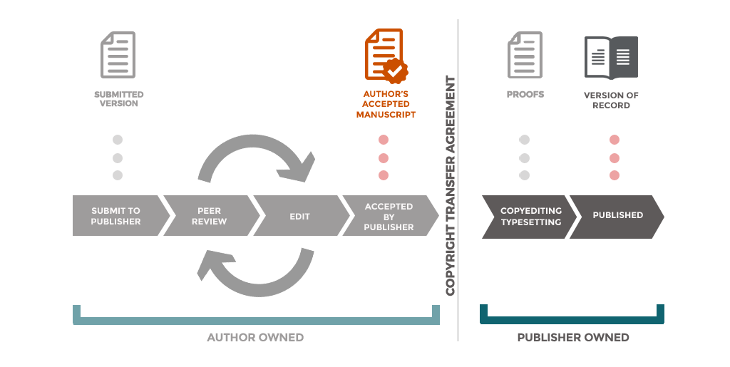Manuscript detectives – submitted, accepted or published