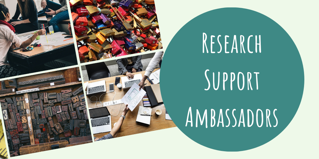 Research Support Ambassador logo